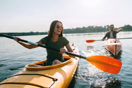 Location canoë kayak à Clécy près de Flers
